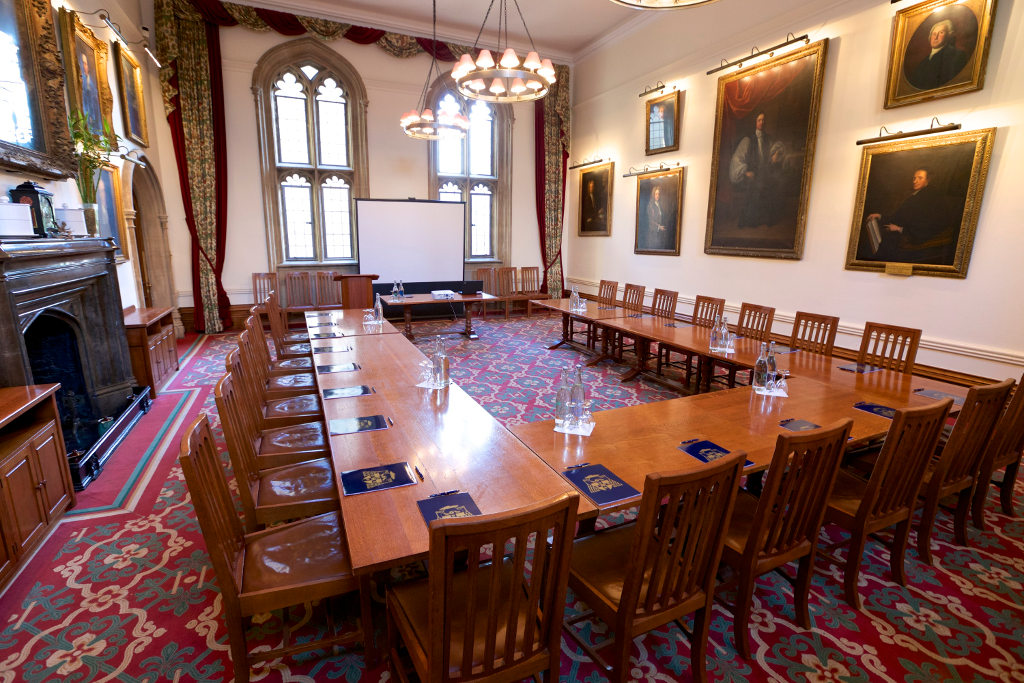 Meeting Rooms Christ Church Oxford University