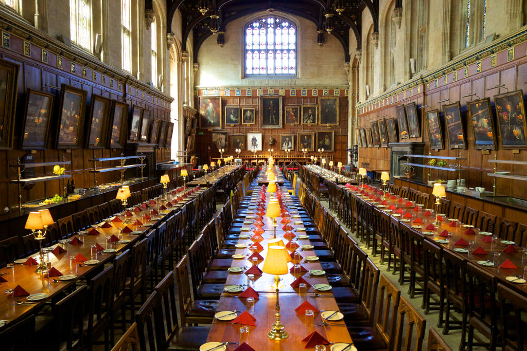 The Hall Christ Church Oxford University