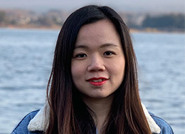 Alumni Relations & Events Officer, Renee Choi