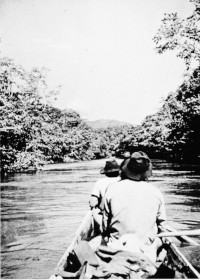 A photo from the 1955 expedition