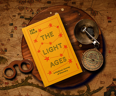 Book The Light of Ages, by Dr Seb Falk