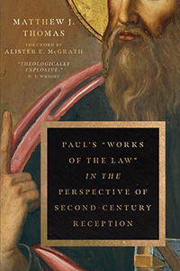 "Book cover: Paul's ""Works of the Law"""