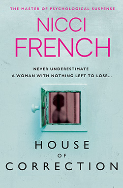 Book cover: House of Correction by Nicci French