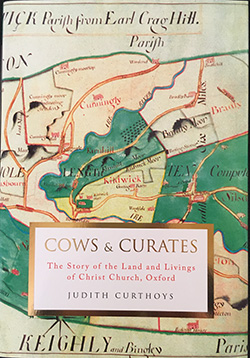 Book cover: 'Cows and Curates'