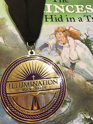Illumination Awards Gold Medal