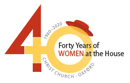 Forty Years of Women logo