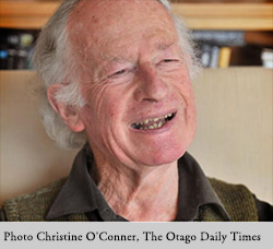 Dr John Hale. Photo by Christine O'Conner, The Otago Daily Times