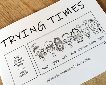 Front Cover of Trying Times
