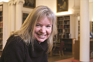 Photograph of Judith Curthoys, Archivist