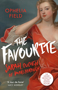 Book cover of The Favourite