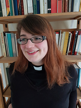 Philippa White, Succentor, Assistant College Chaplain, and School Chaplain