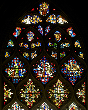The Becket Window