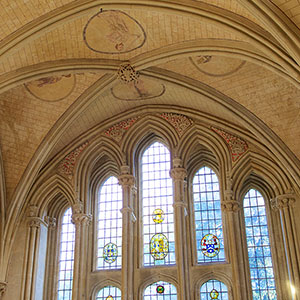 Chapter House: Advent doors 2018 | Christ Church, Oxford