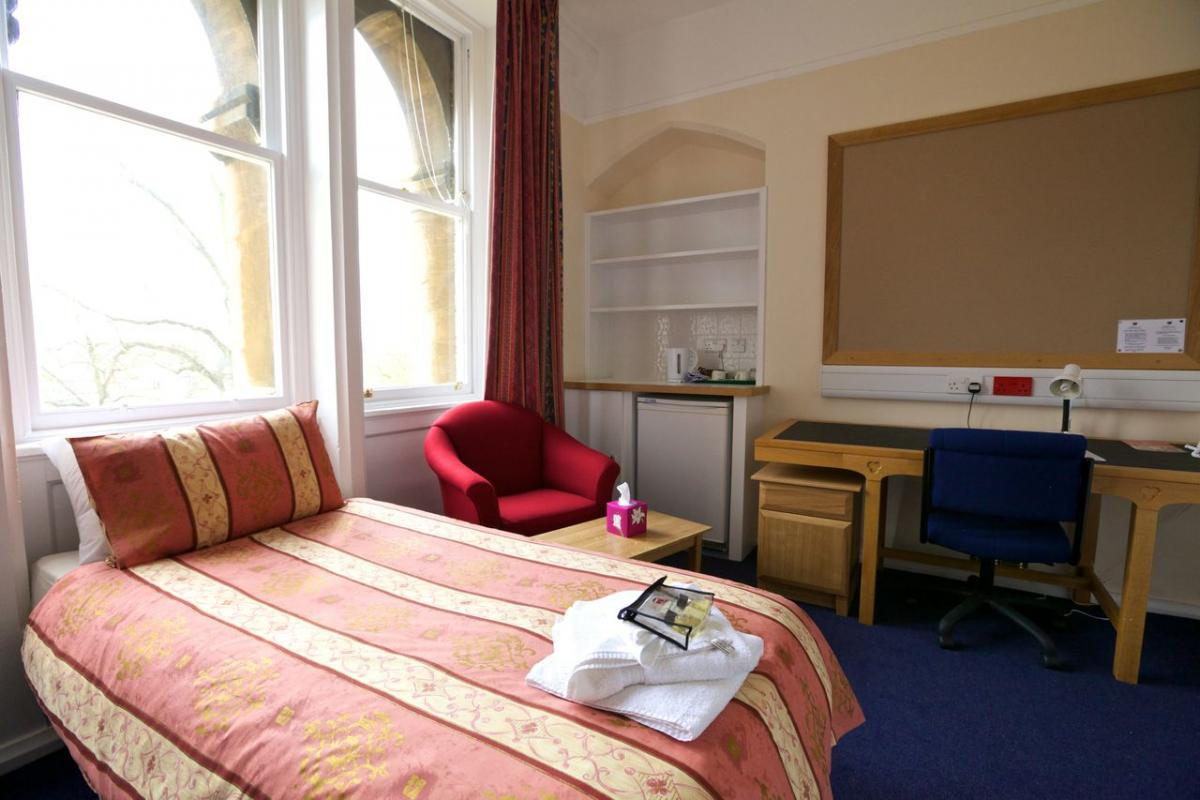 accommodation christ church oxford university