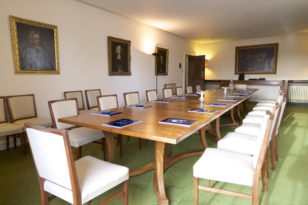 Small Meeting Rooms Oxford