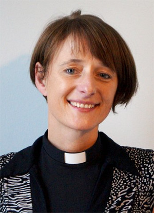 Clare Hayns - College Chaplain and Welfare Coordinator