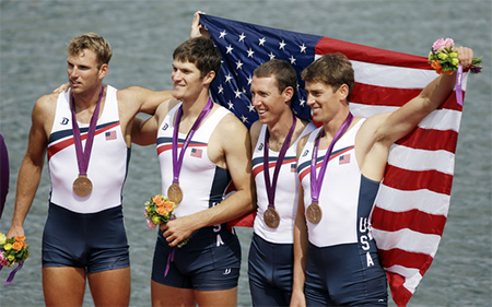 Team USA, Men's Four