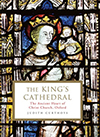 Book cover - The King's Cathedral:A History of St Frideswide's Priory and Oxford Cathedral