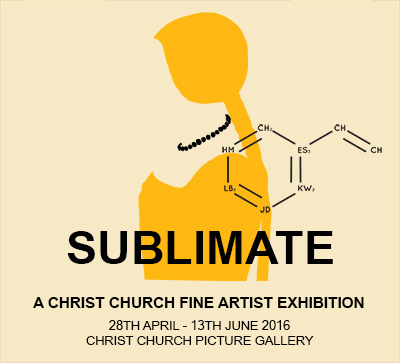 Sublimate show poster