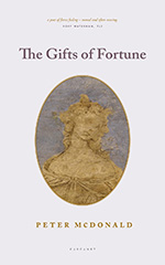 Cover of The Gifts of Fortune by Peter McDonald