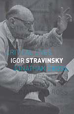 Cover - Igor Stravinsky by Jonathan Cross