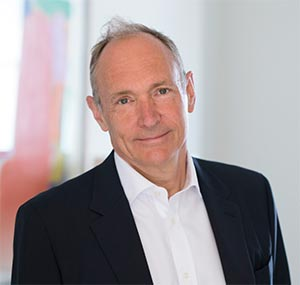 Professor Sir Tim Berners-Lee