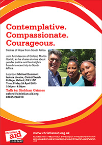 Contemplative. Compassionate. Courageous: Stories of Hope from South Africa