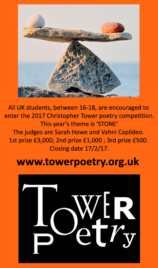 Tower Poetry competition