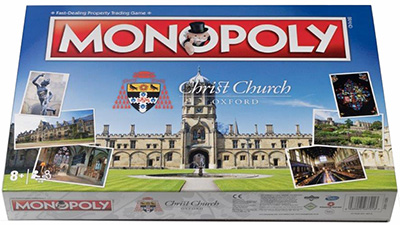 Christ Church themed Monopoly