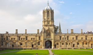 Tom Quad, Christ Church