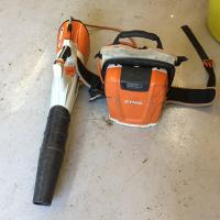Stihl blower and backpack battery