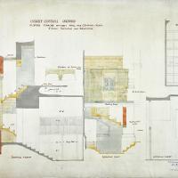 Christ Church Archives Maps ChCh 110/2
