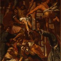 Daniele da Volterra, The Descent from the Cross JBS 133