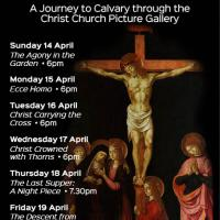 Holy Week Reflections poster