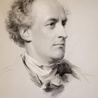 Portrait of Dean Henry Liddel