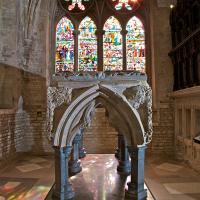 The Shrine of St Frideswide