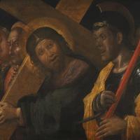 Andrea Mantegna (studio of), Christ Carrying the Cross JBS 74