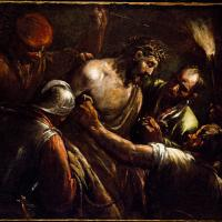 Jacopo Bassano the elder, Christ Crowned with Thorns JBS 92