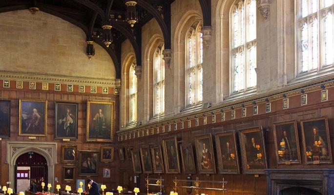 The Hall, Christ Church