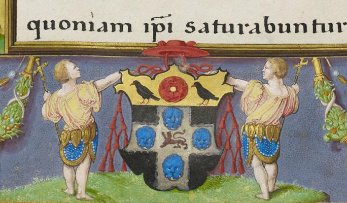 Detail from Magdalen MS Lat 223, fol.40v