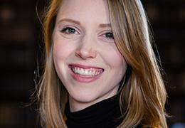 Development Officer, Grace Holland
