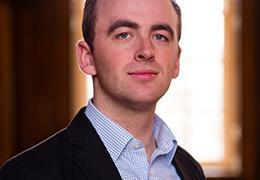 Rory Moules, Development, Alumni and Music Trust Intern
