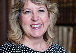 PA to Director of Development and Office Manager, Sandra Harrison