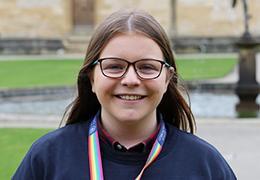 Stephanie Hale - Access and Outreach Officer