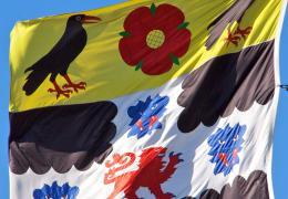 Christ Church flag