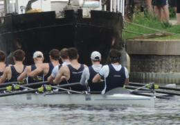 M1 racing to become Head of the River