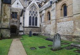 Photo of Cathedral Graveyard