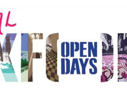 Virtual Oxford Open Days logo