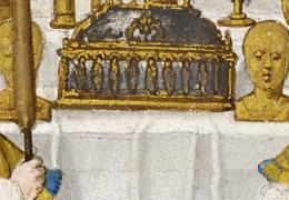 Detail from MS 101