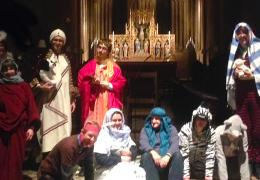 Advent sleepover, Christ Church Cathedral